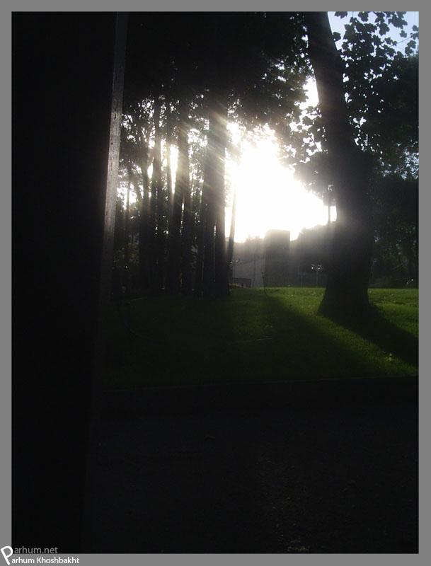 نور تاریک(ضد نور)، عکس از پرهام - Akasee.ir